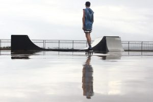 skateboarding-routine