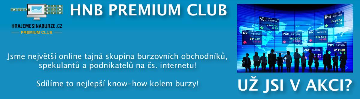 Pozvánka do HNB Premium Clubu